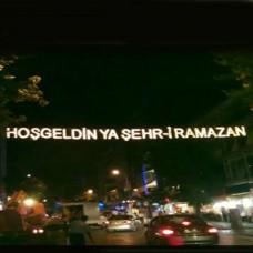 İstanbul Led Mahya