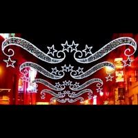 Ana Caddeler İçin Cadde Işık Süslemeleri