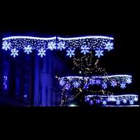 En Kaliteli Cadde Işık Süslemeleri