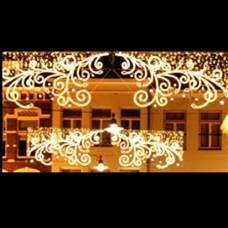 Lüks Klasik Desenli Cadde Işık Süslemeleri