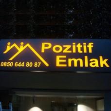 Lüks İstanbul Kompozit Tabela