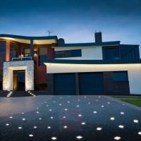 Villa ve Bahçeler İçin Işıklı Yer Döşemeleri